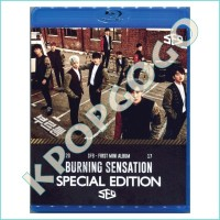 K-POP Bluray【韓流DVD】SF9★BURNING SENSATION☆SPECIAL EDITION★【TV・PV・ETC.】☆bluray_sf9_1