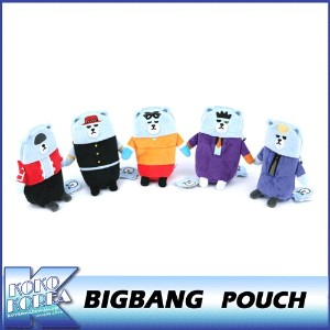 【送料無料】10th BIGBANG/KRUNK X BIGBANG STANDING POUCH/BIGBANG THE  CONCERT 0.TO.10 FINAL IN SEOUL MD...