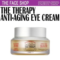 ★The Face Shop★[A-Eye] THE THERAPY SECRET-MADE ANTI-AGING- EYE CREAM(32ml)