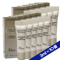 【ディオール Dior】カプチュール トータル アイ Capture Totale Multi-Perfection Eye Treatment 30ml(3ml×10個)