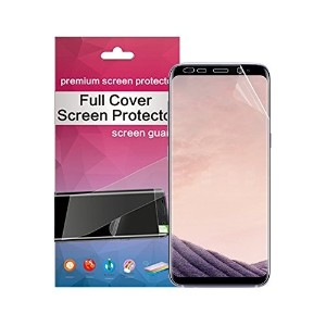 (note 8 フィルム) Galaxy Note 8 Screen Protector (Case Friendly) Full Coverage Screen Protector for Gala
