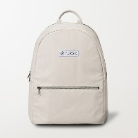 [FurSie] New Bern Canvas Day Backpack Beige