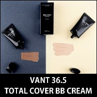 [VANT36.5] BBクリーム/Total Cover BB Cream/韓国コスメ