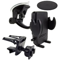 Arkon Phone Car Mount Holder for iPhone 6S 6 Plus iPhone 6S 6 5S Galaxy Note 5 4 Galaxy S7 S6...