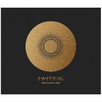 TAEYANG (BIGBANG) - RISE (2nd Album) [CD + Poster + Booklet + Sticker + Gift]