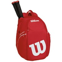 ウイルソン(Wilson)テニスバッグ VANCOUVER BACKPACK Red/White WRZ840796
