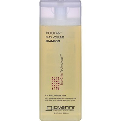 Giovanni Hair Care Products - Root 66 Max Volume Shampoo - 8.5 fl oz by Giovanni Hair Care Products