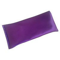 Lavender Eye Pillow- Silky Eye Pillow for Yoga, Meditation and Relaxation. This Eye Mask Is Perfect...