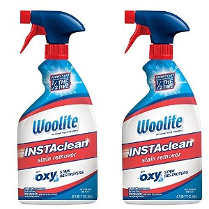 High Quality 21799 Woolite Instaclean Stain Remover, 2 Pk Permanent Stain Remover