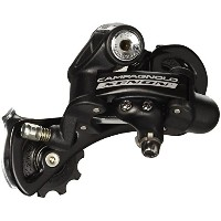 Campagnolo Xenon 10 V Medium Rear Derailleur 2016 ブラック