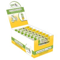 SPF 30 Bulk Sunscreen Lip Balm by SPF Rx with Broad Spectrum UVA + UVB Protection - Paraben-Free...