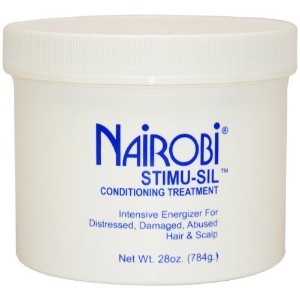 Stimu Sil Conditioning Treatment by Nairobi for Unisex, 28 Ounce by Nairobi [並行輸入品]