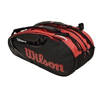 Wilson(ウイルソン) TEAM JP2.0 9 PACK BKRD WRZ627806