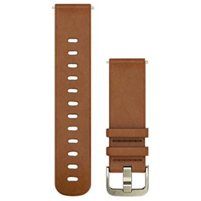 GARMIN(ガーミン) Quick Release バンド 20mm LightBrown Leather 010-12691-12