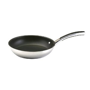 High Quality Millennium Stainless Steel 10-Inch Skillet
