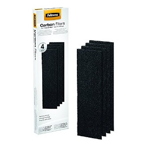 High Quality100 Air Purifier Authentic Carbon Replacement Filters - 4 Pack (9324001)