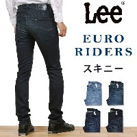 【5%OFF】【国内送料無料】『EURO RIDERS』ユーロライダース スキニー/Lee/リー/スキニー/スリム/Lee--LM0815_156_146_126fs3gm【RCP】アクス三信...
