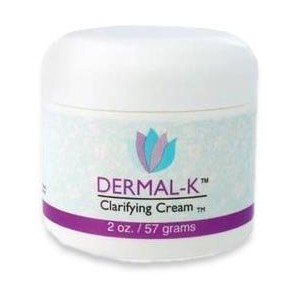 Dermal K Clarifying Cream 2 oz. by Specialty Products