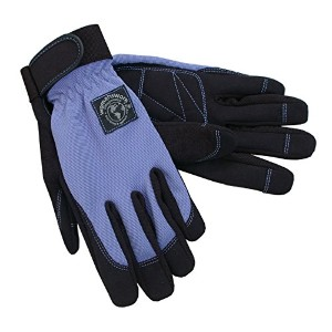 Womanswork WOM506S WWG Digger Glove Perwinkle Purple Small