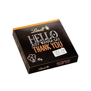 Lindt - Hello - Thank You - 45g