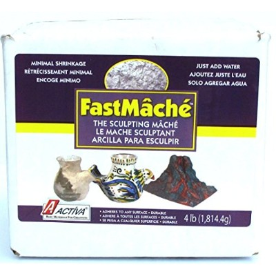 High Qualityhe Fast Drying Instant Papier Mache - 4 pounds