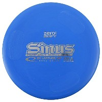 Latitude 64ゼロラインソフトSinus Putt & ApproachゴルフDisc [ Colors May Vary ]