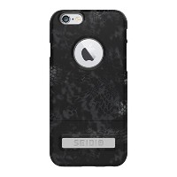 【Seidio Surface Case with Metal Kickstand for iPhone 6/6s (Kryptek Typhon) - Non-Retail Packaging -...