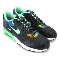 NIKE AIR MAX 90 SE LTR GS ANTHRACITE/GREEN GLOW ナイキ エア マックス 90 SE LTR GS