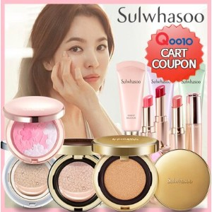 雪花秀 ソルファス Sulwhasoo[Sulwhasoo] 2017 Limited Edition Perfecting Cushion 15gx2/ TTBeauty / 韓国コスメ