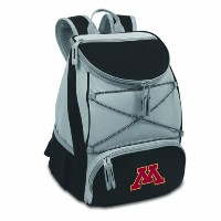【NCAA Minnesota Golden Gophers PTX InsulatedバックパックCooler ,ブラック, Regular】 b008u6zj66