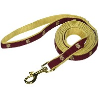 【Sporty K9 Collegiate Florida State Seminoles Dog Leash, Medium by Sporty K9】 b005ezmupe