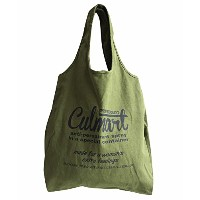CULTURE MART トートバッグ POWER TOTE BAG (OLIVE/Culmart) 101260-4