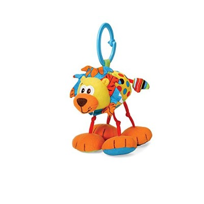 Infantino Jittery Pal Rattle - Lion by Infantino
