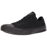 [コンバース] CONVERSE CANVAS ALL STAR OX M5039 BLACK MONOCHROME (ブラックモノクローム/US10(28.5cm))