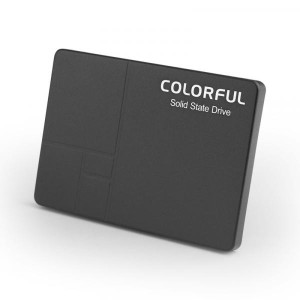 Colorful SL500 640G [640GB/SSD] SATAIII接続/ Intel3D TLC NAND採用 2.5インチSSD