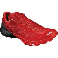 サロモン メンズ 陸上 シューズ・靴【S-Lab Sense 6 Soft Ground Shoe】Racing Red / Black / White
