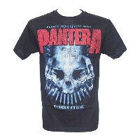 パンテラ Pantera Domination Distressed シャツ T-Shirt