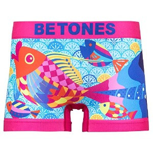 BETONES(ビトーンズ)PISCES PES001-01 PINK
