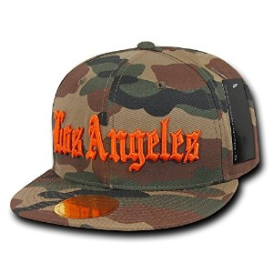 Decky N15-LA2 Camo City Caps, Los Angeles 2