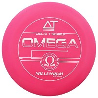 Millennium DTオメガパターGolf Disc [ Colors May Vary ]