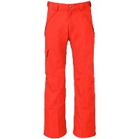 The North Face Seymore Pant – Men 'sアクリルオレンジ、L / Reg