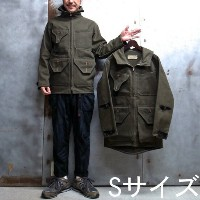 【 DAY ONE CAMOUFLAGE / デイ ワン カモフラージュ 】 SAFARI PARKA / サファリ パーカー MADE IN U.S.A. ※返品交換不可
