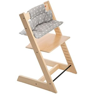 Stokke Tripp Trapp Cushion, Grey Star by Stokke