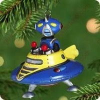 Hallmark Robot Parade Ornament by halmark [並行輸入品]