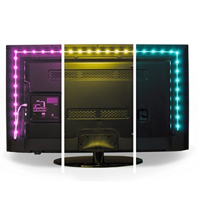 Luminoodle ルミヌードル カラー TV & MONITOR BIAS LIGHTING (3m/Lサイズ)