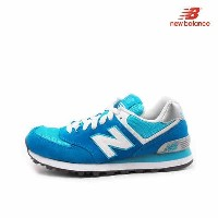 New Balance WL574BLW-B / A Women s Shoes Sneakers Shoes