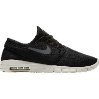 ナイキ メンズ シューズ・靴【Stefan Janoski Max Shoes】Black/Dark Grey-Gum Medium Brown-Light Bone