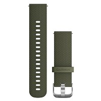 GARMIN(ガーミン) Quick Release バンド 20mm Moss Stainless 010-12561-20