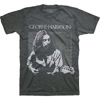 ビートルズ The Beatles George Harrison Live Portrait Tシャツ T-Shirt