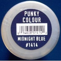 JEROME RUSSELL - PUNKY COLOUR SEMI-PERMANENT COLOUR CREAM - #1414 MIDNIGHT BLUE by Jerome Russell ...